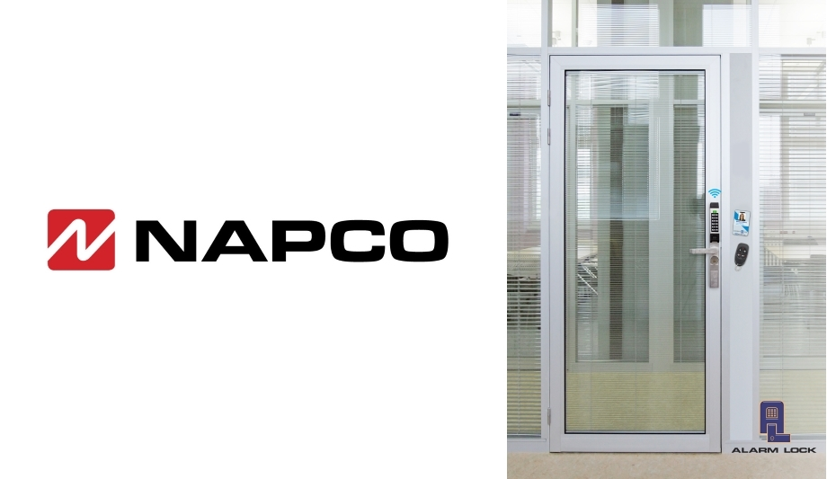 Napco's Trilogy Networx Narrow Stile Wireless Access Lock