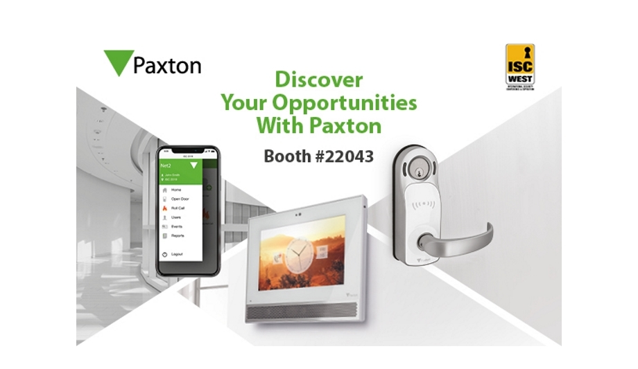 Paxton Net2 Access Control System And Paxlock Lockset At