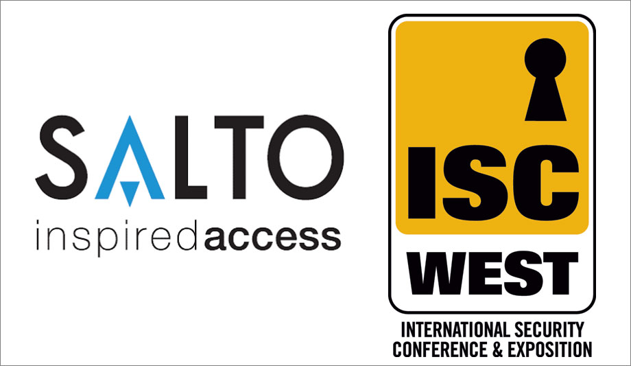 SALTO Systems ISC West 2017 access control products software