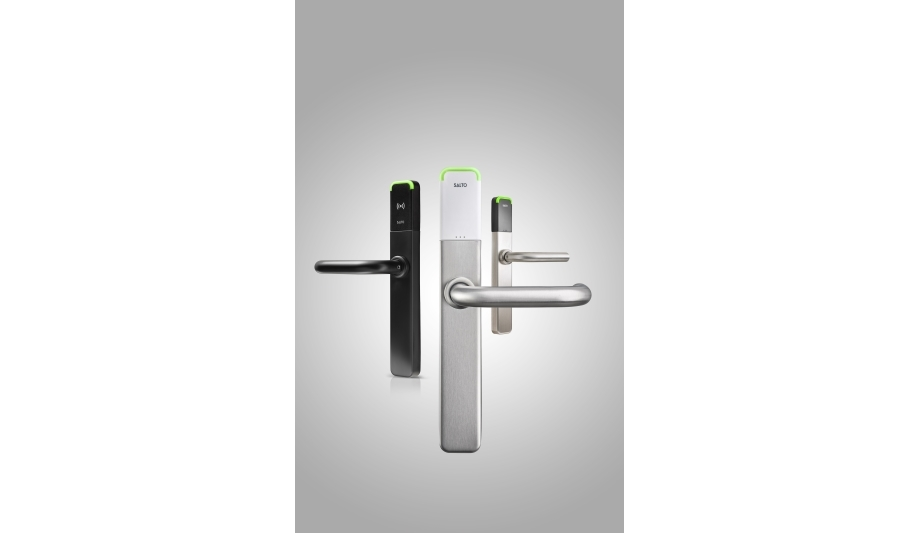 SALTO XS4 One offers high security against unauthorised