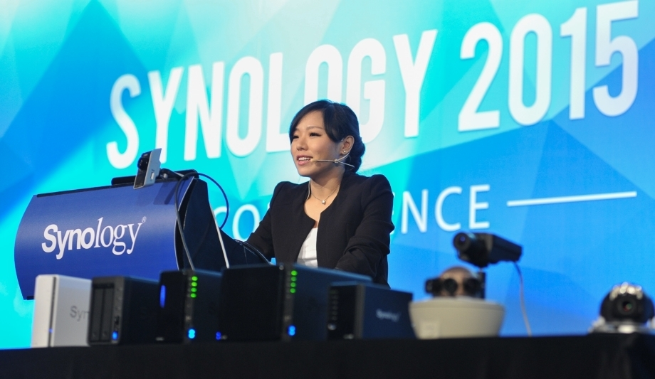 Nicole Lin Synology UK Managing Director security service
