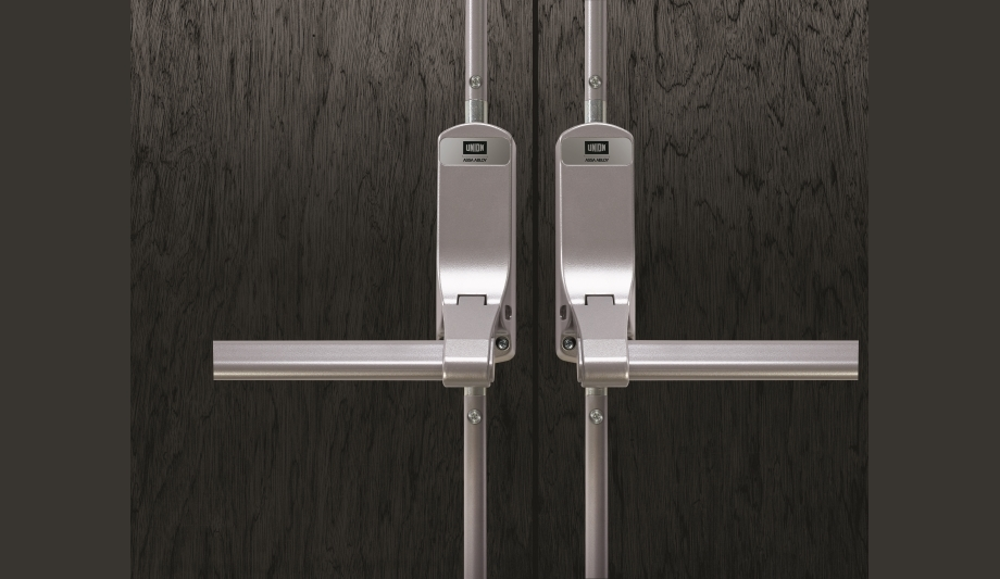 Union Launches Exisafe Range Of Panic Exit Devices