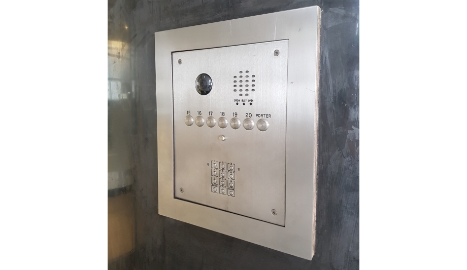 Videx Door Entry Management System Connaught House Security