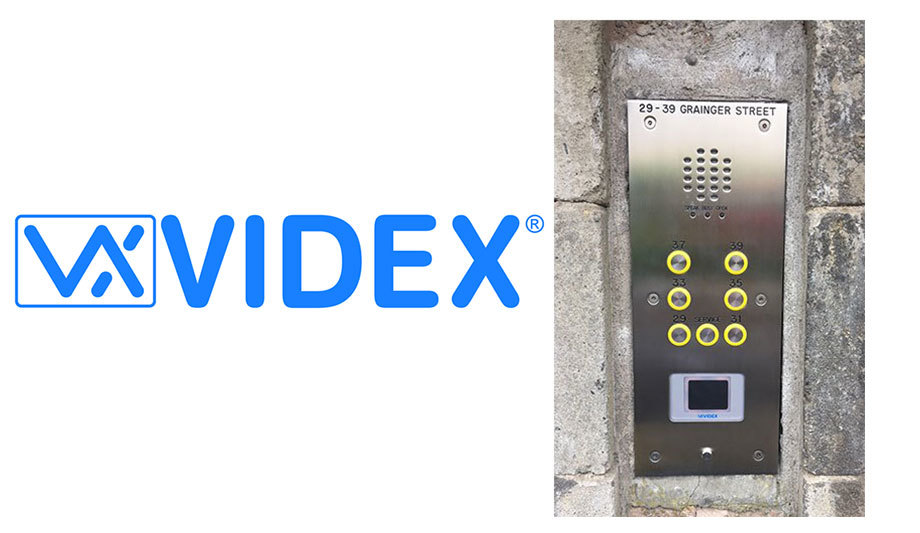 Videx Chosen By Fife For Access Solution Security News