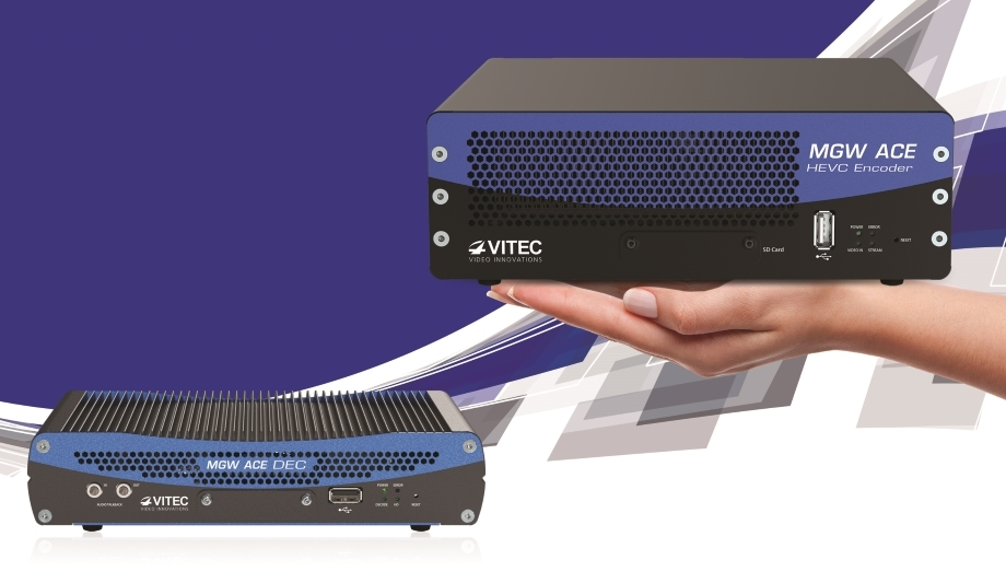 Vitec S Innovative Codec Provides Best In Class Hevc Video
