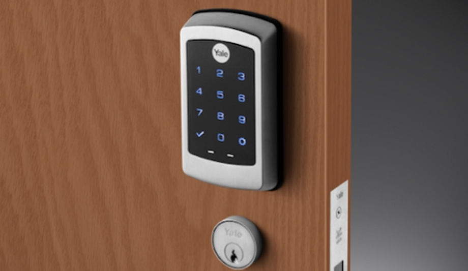 Yale Commerical Expands Nextouch Digital Keypad Door Lock