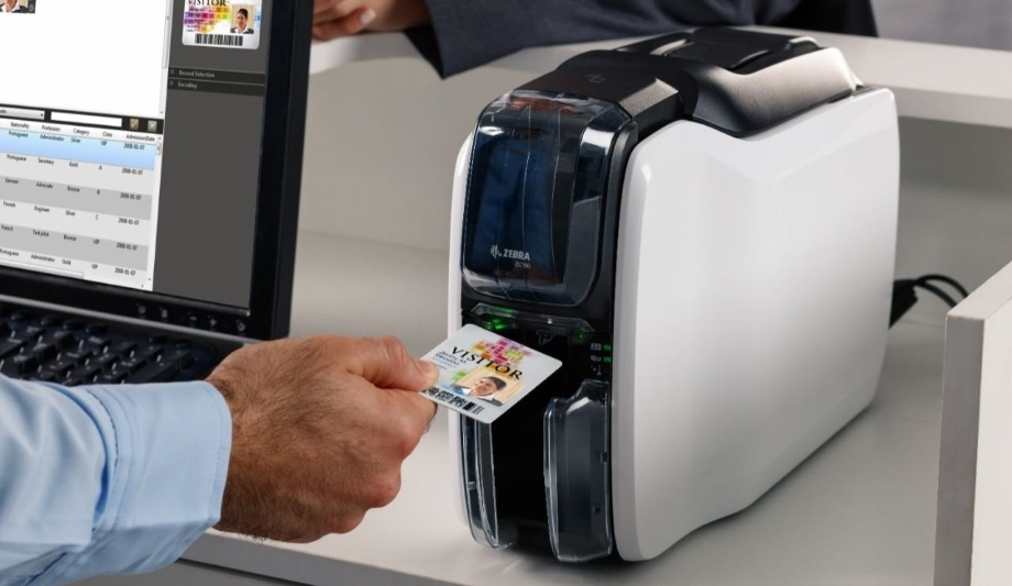 Zebra Technologies Secure Card Printing Solutions | Security