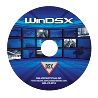 DSX DSX-SIO L85 Wireless Interface Access control software
