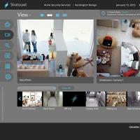 Stratocast CCTV software