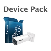 Device Pack CCTV software