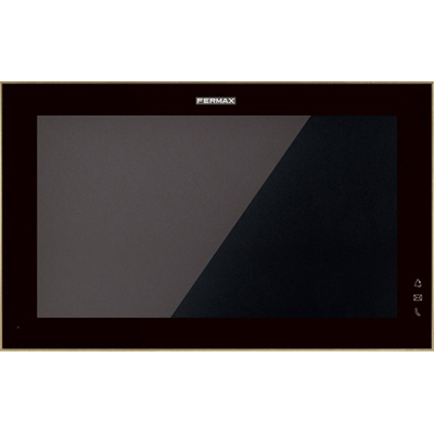 Fermax 14813 WIT 10' Door Entry Monitor (Black)