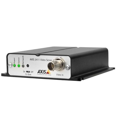 AXIS 2411 single channel video server