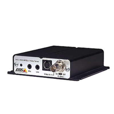 AXIS 250S MPEG-2 Video Server