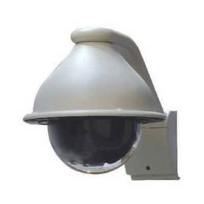 360 Vision External VisionDome - 18x Col/Mono External dome camera with 1/4 inch chip