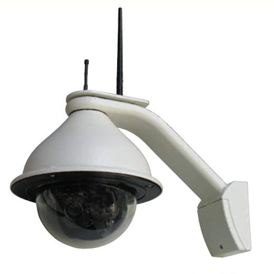 360 Vision External VisionRFDome - 26x Col/Mono External dome camera with 1/4 inch chip