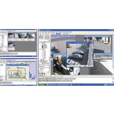 360 Vision Site Manager CCTV management software