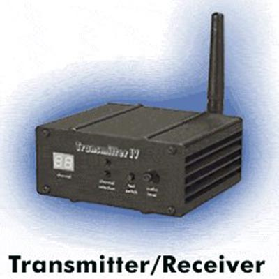 VTQ SupraLink 5.8 GHz transmitter and receiver