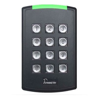 AMAG 939M-KP Bluetooth Access Control Reader With Keypad