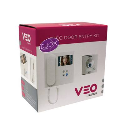Fermax 1/W colour DUOX video VEO video intercom kit
