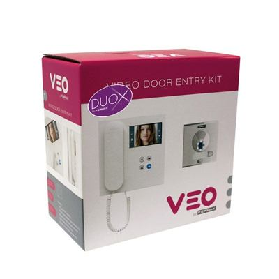 Fermax 9421 1/W COLOR DUOX VIDEO VEO KIT