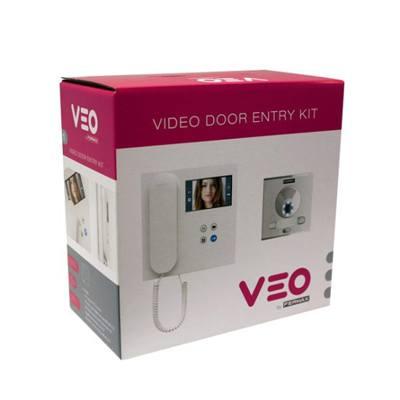 Fermax 2/W colour DUOX video VEO video intercom kit