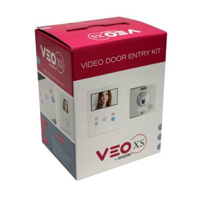 Fermax 2/W colour DUOX video VEO-XS intercom kit
