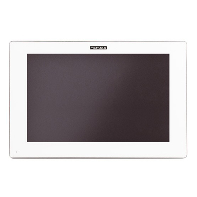 "Fermax MIO 10"" Door Entry Monitor (white) - MEET"