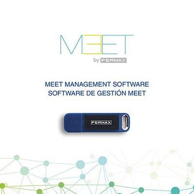 Fermax MEET IP door entry management software