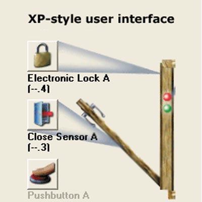 Controlsoft <I>KeyMaster Lite</I> offline access control solution