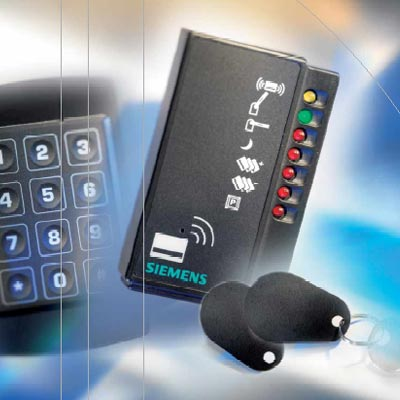 "Siemens launches Access Control for single doors with ""SiPass standalone"""