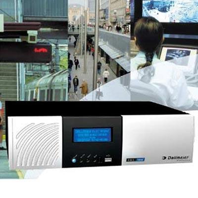 Dallmeier electronic's New Generation Recorders