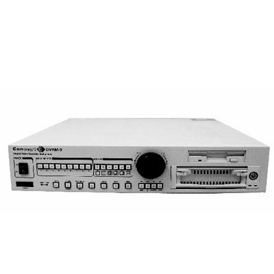 DVRM9 9 Channel Digital Recorder from Concept Pro