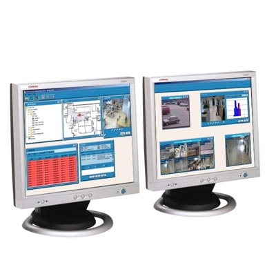 A new approach to IP surveillance – IP cameras, DINA NVR and DINA RMC remote monitoring centre