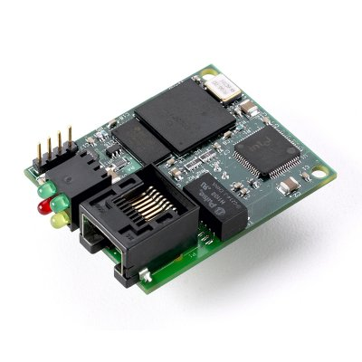 Digi One EM  - embedded Ethernet module for equipment manufacturers...