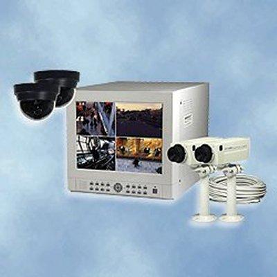 eneo EMD-15C1/Quad: complete video surveillance