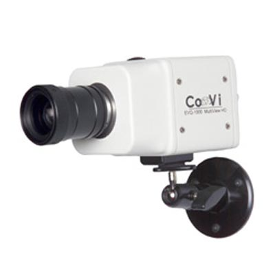The CoVi EVQ-1000™ : Delivering HD for High Quality Security Video