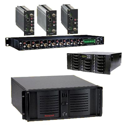 Honeywell's Enterprise DVR Series