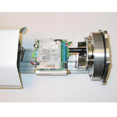 Vanderbilt (formerly known as Siemens Security Products) FH07B-30 housing with heater, wiper and sunshield