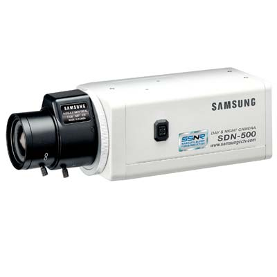 Hanwha Techwin SDN-550 CCTV camera