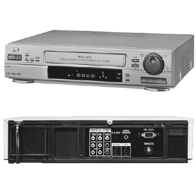 JVC SR-S388E VCR