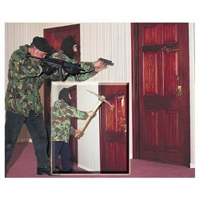 Security & Bullet Resistant Doors from <EM>Safeguard Doors</EM>