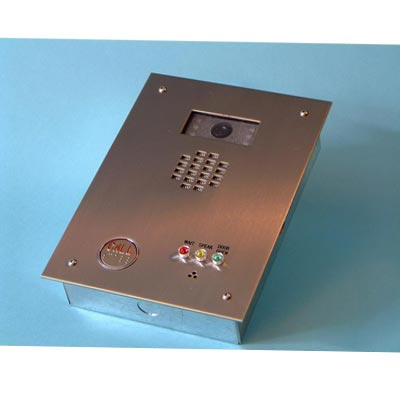 Videx Special Needs Door Entry Panel Audio Video Entry System