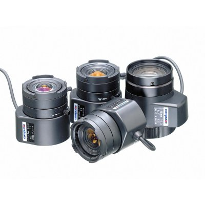 Computar new low-light performance Aspherical Vari-focal lenses from CBC