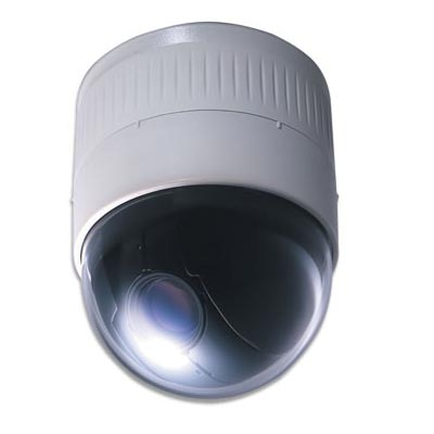 JVC day / night dome camera