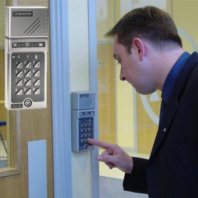 Siemens Telecode Door Entry Phone System