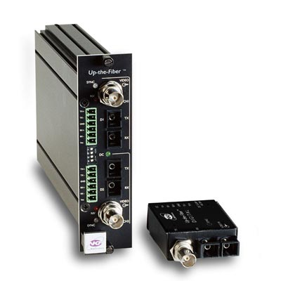 Launch of Up-the-Fiber™ series from NKF Electronics