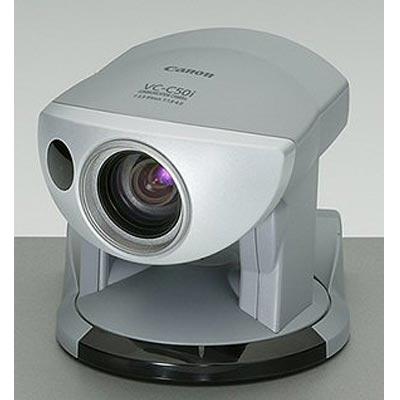 Canon VC-C50i Pan / Tilt / Zoom Communication Camera