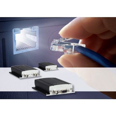 Bosch introduces new VIP X series of IP network video encoders and decoder