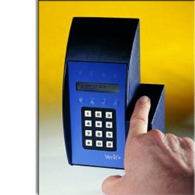 Verid+™ fingerprint readers from TSSI - for secure access control