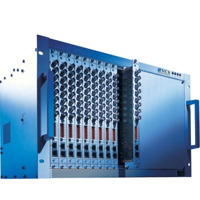 VideoJet XPro, High-Density Video Transmission System, from Bosch